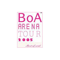 ★DVD「BoA ARENA TOUR 2005-BEST OF SOUL-」 part1